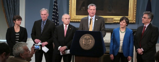 Mayor Names Four Criminal Justice Appointments