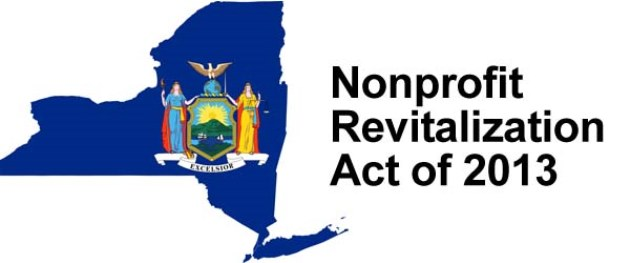 Legislation Introduced to Delay Nonprofit Revitalization Act Requirements