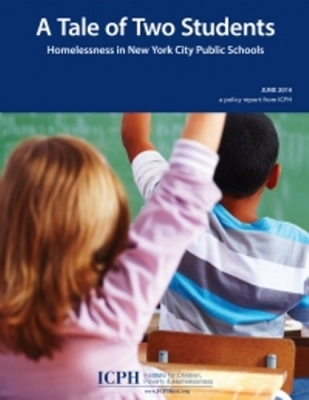 ICPH Report Explores Challenges for Homeless Students — and Resulting Costs to Society