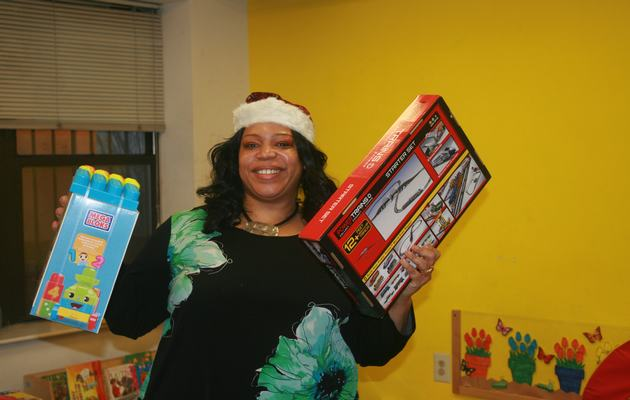 Christmas 2014 – Gifts for the Children at Serenity House