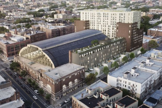 Developer Pledges $500K From Armory Condo Sales to Nonprofit for Housing