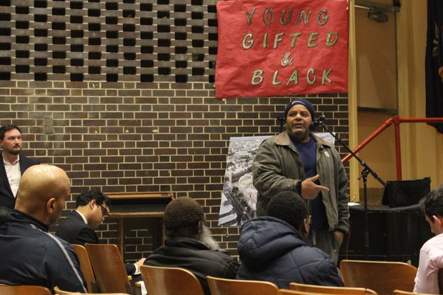 Armory Plan Comes Under Fire at First Public Hearing