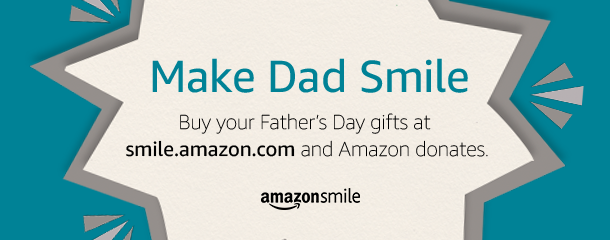 Help AAPCI Earn AmazonSmile Donations this Father's Day