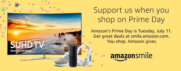 Help AAPCI Earn AmazonSmile Donations on Prime Day