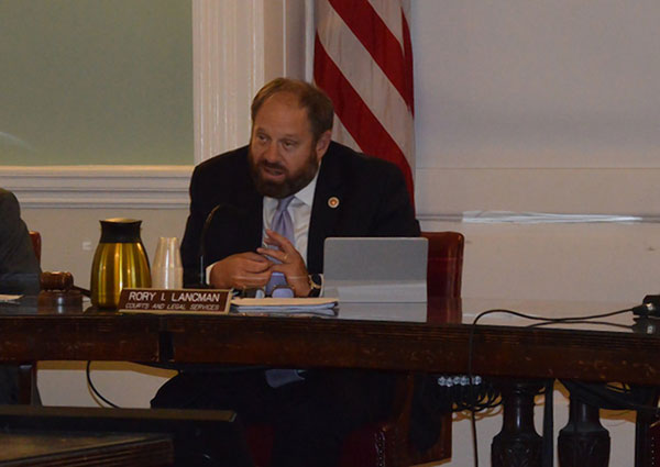 Lancman holds hearing on effectiveness of domestic violence courts