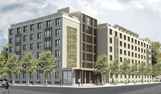 Robert A.M. Stern's affordable housing development in Brownsville approved by City Planning