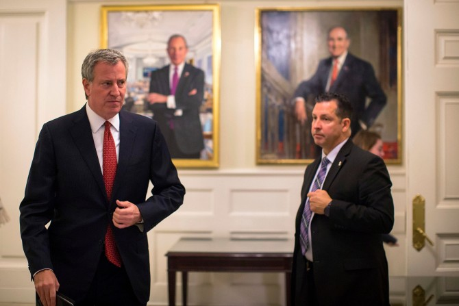 De Blasio Seeks to Turn Homeless 'Cluster Sites' Into Affordable Housing
