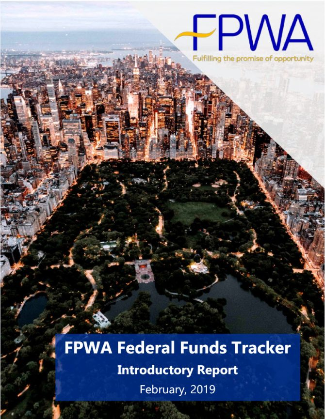 Federal Funds Tracker – How to track Federal grants for New