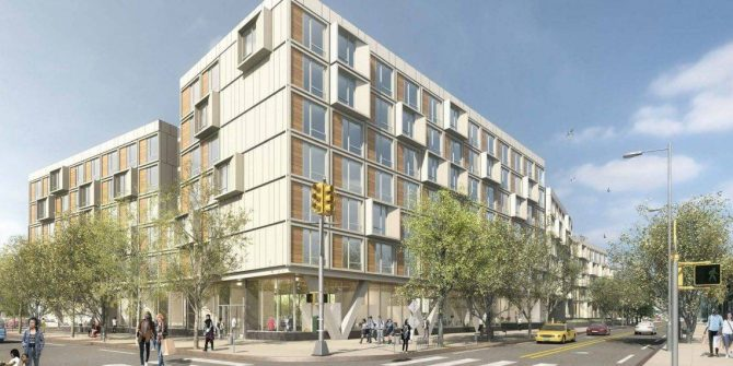 City Proposes Modular Construction to Create Affordable Housing in East NY